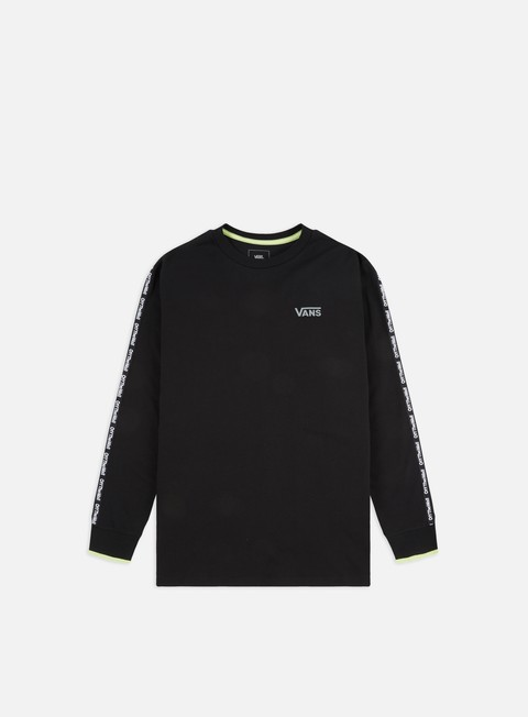 Long Sleeve T-shirts Vans Vans Reflective Colorblock LS T-shirt