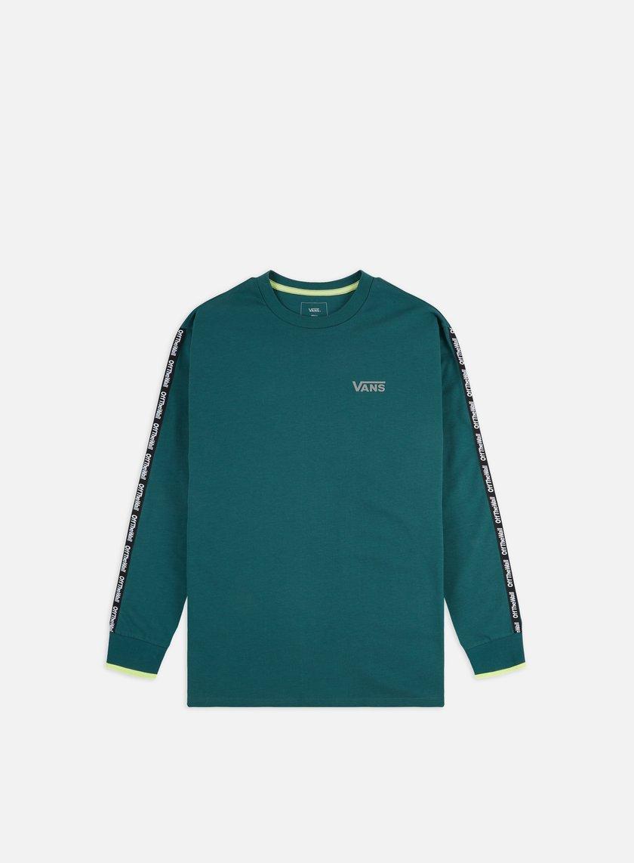 Vans Reflective Colorblock LS T shirt