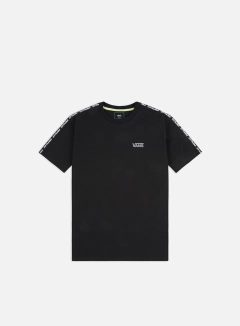 Short Sleeve T-shirts Vans Vans Reflective Colorblock T-shirt