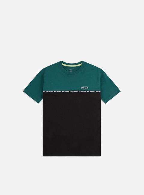 Short Sleeve T-shirts Vans Vans Taped Colorblock T-shirt