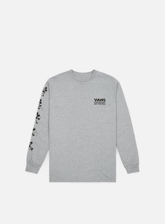 959efd4c5a VANS Vans x Disney Vans Mickey s 90T T-shirt € 20 Long Sleeve T ...