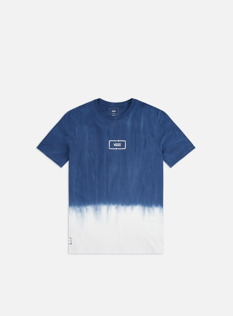 Short Sleeve T-shirts Vans Vans2k Dip Dyed T-shirt