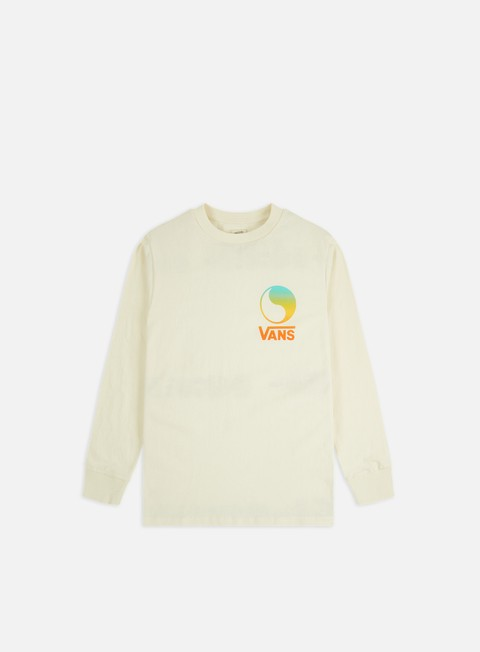 Long Sleeve T-shirts Vans Vault Free & Easy LS T-shirt
