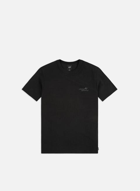 Outlet e Saldi T-shirt a Manica Corta Vans Vault Jim Goldberg Romulus & Remus T-shirt