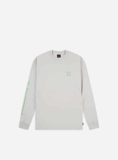 Outlet e Saldi T-shirt a Manica Lunga Vans Vault Vans X Retrosuperfuture LS T-shirt