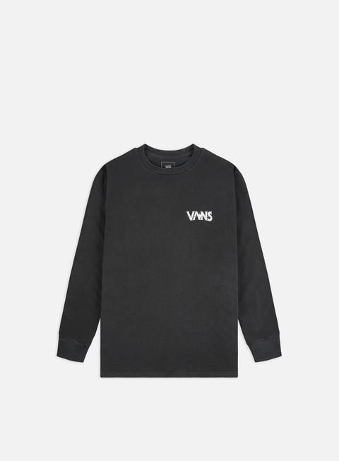 Sale Outlet Long Sleeve T-shirts Vans Vintage Dark Times LS T-shirt