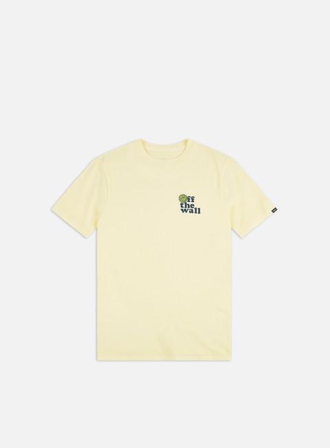 Outlet e Saldi T-shirt a Manica Corta Vans Vintage Sun Faded T-shirt