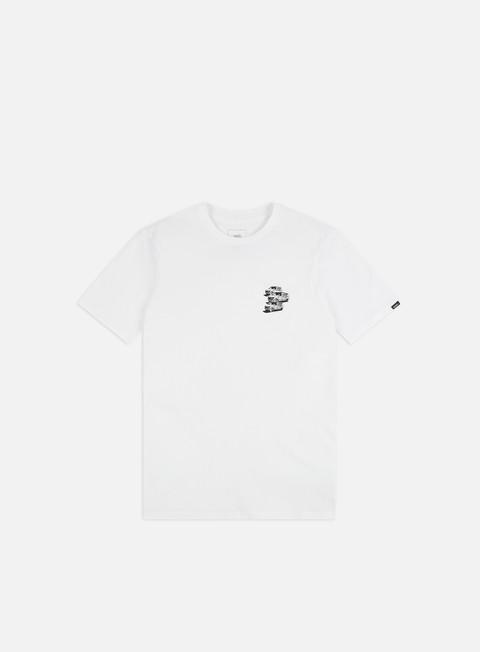 Sale Outlet Short Sleeve T-shirts Vans Vintage V66 T-shirt