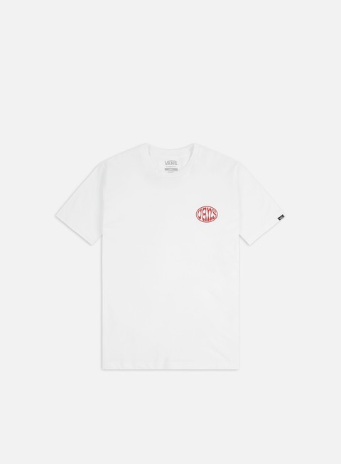 Short Sleeve T-shirts Vans Wall Slide T-shirt