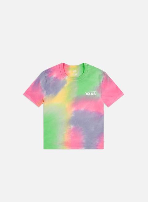 Outlet e Saldi T-shirt a Manica Corta Vans WMNS Aura Baby T-shirt