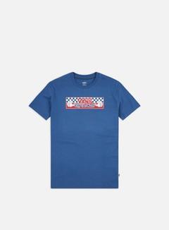 Vans - WMNS BMX Boyfriend T-shirt, True Navy