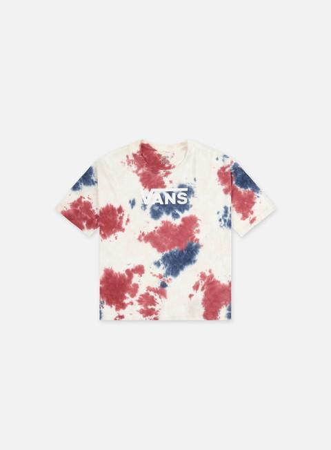 T-shirt a manica corta Vans WMNS Interrupt T-shirt
