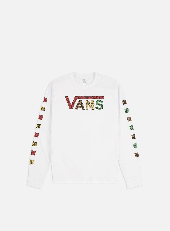 Vans WMNS Jungle Creek LS T-shirt