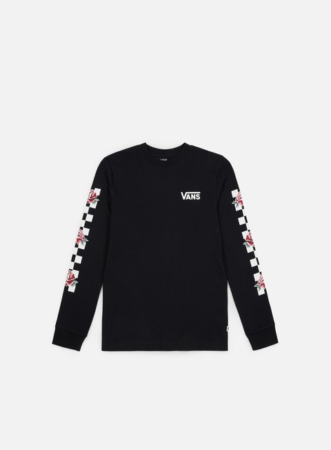 Long Sleeve T-shirts Vans WMNS Patchwork Floral LS T-shirt
