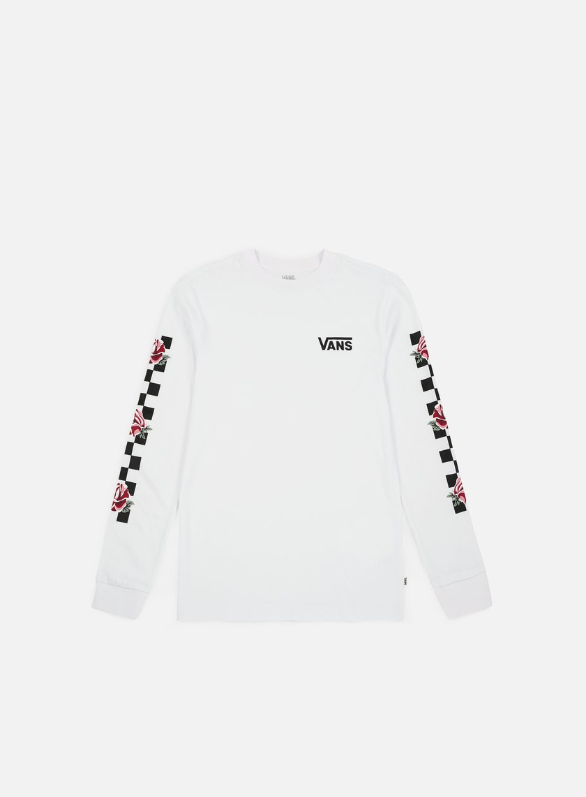 Buy Vans Patchwork Floral Crewneck Black at Europe's Sickest Skateboard Store