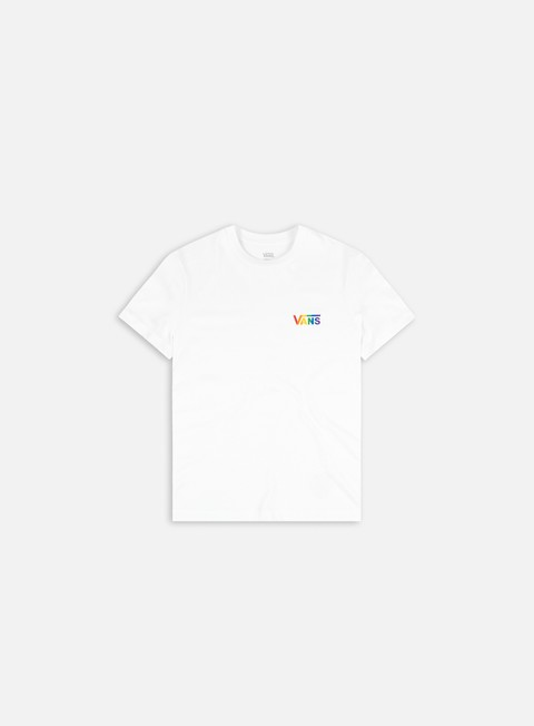 Short Sleeve T-shirts Vans WMNS Prism Crew II T-shirt