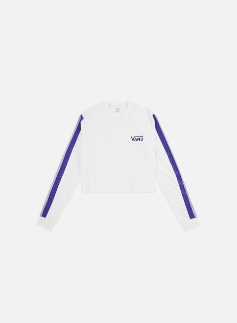 Vans WMNS Rainee LS Crop T-shirt