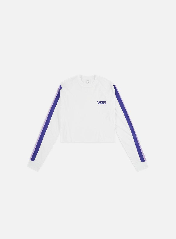 Vans WMNS Rainee LS Crop T-shirt