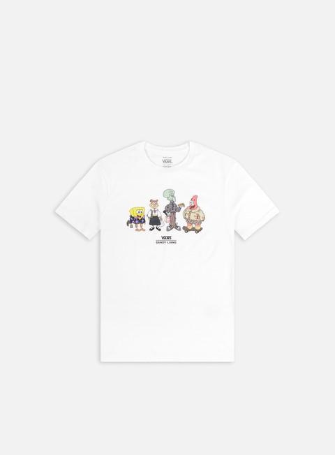Vans WMNS Sandy Liang X SpongeBob Boyfriend T-shirt