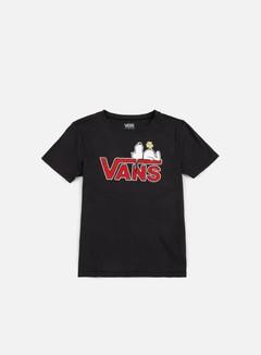 Vans - WMNS Sleeping Snoopy T-shirt, Black 1