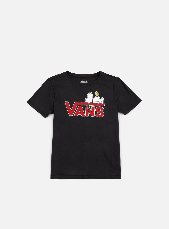 ae76421f4b VANS WMNS Sleeping Snoopy T-shirt € 25 Short Sleeve T-shirts ...