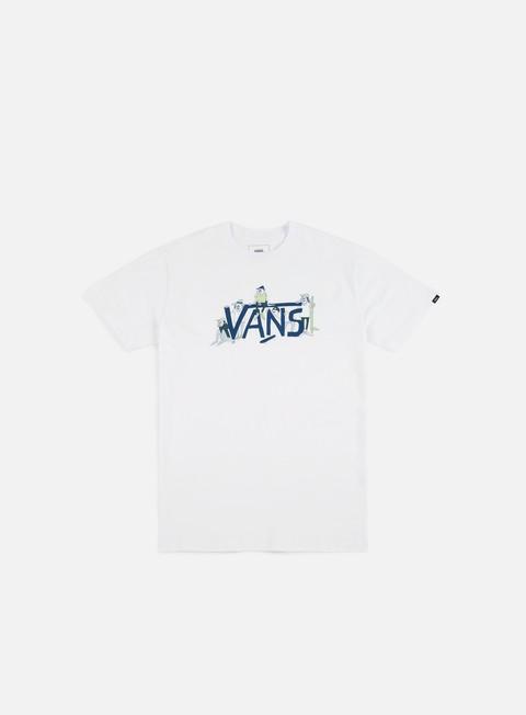 Outlet e Saldi T-shirt a Manica Corta Vans Yusuke Gang T-shirt