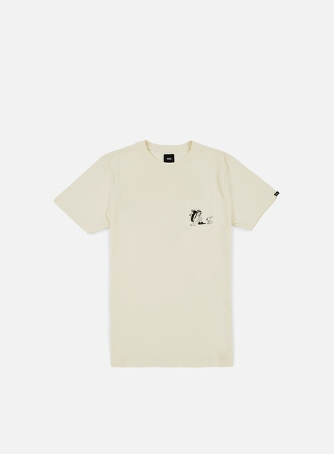 t shirt vans yusuke outdoors pocket t shirt antique white