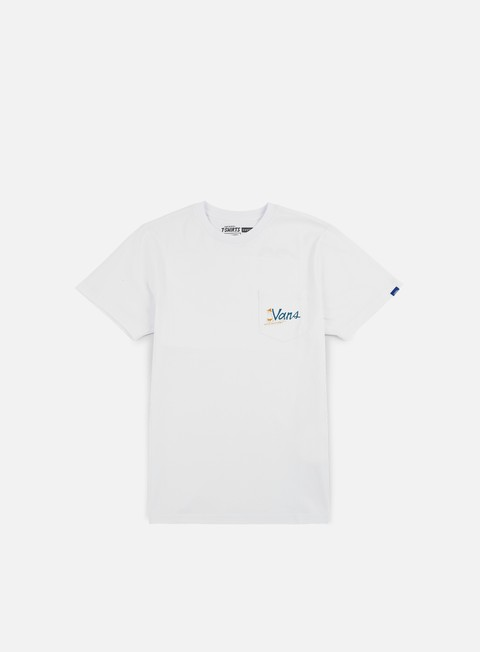 t shirt vans yusuke pocket t shirt white