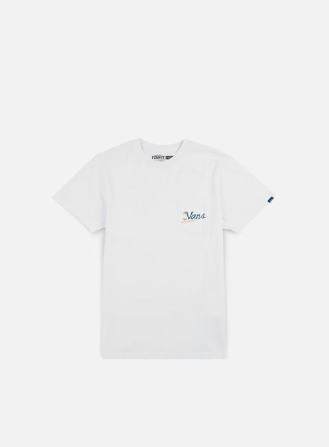 Outlet e Saldi T-shirt a Manica Corta Vans Yusuke Pocket T-shirt