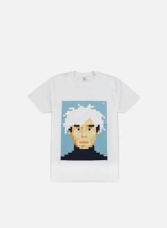 Very Important Pixels - Andy T-shirt, White 1