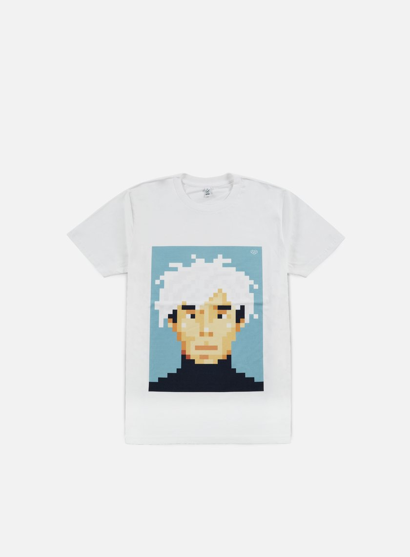 Very Important Pixels - Andy T-shirt, White