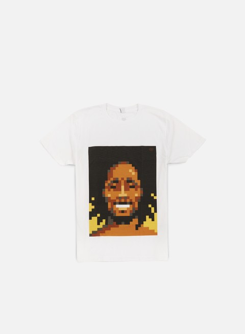t shirt very important pixels bob t shirt white