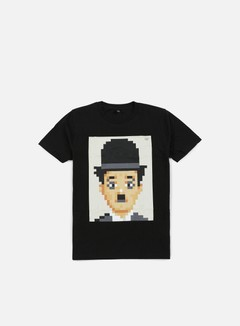 Very Important Pixels - Charlie T-shirt, Black 1