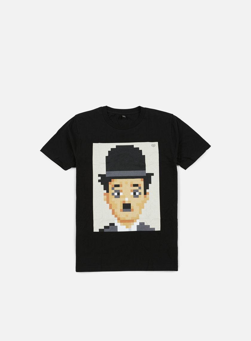 Very Important Pixels - Charlie T-shirt, Black