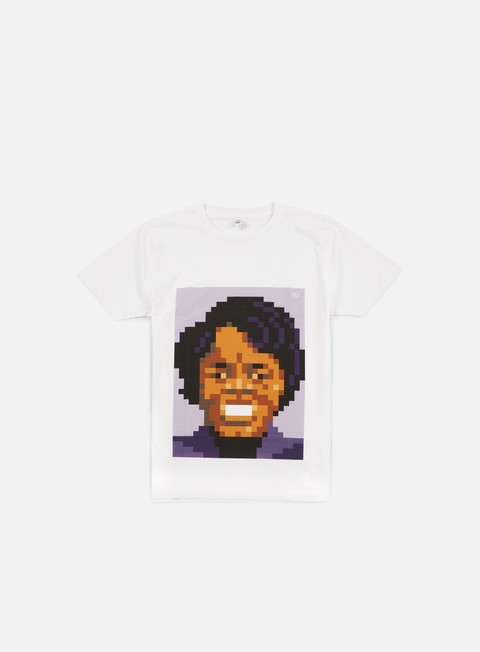 t shirt very important pixels james t shirt white