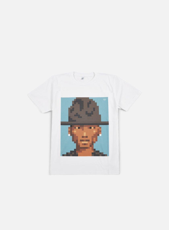Very Important Pixels - Pharrell II T-shirt, White