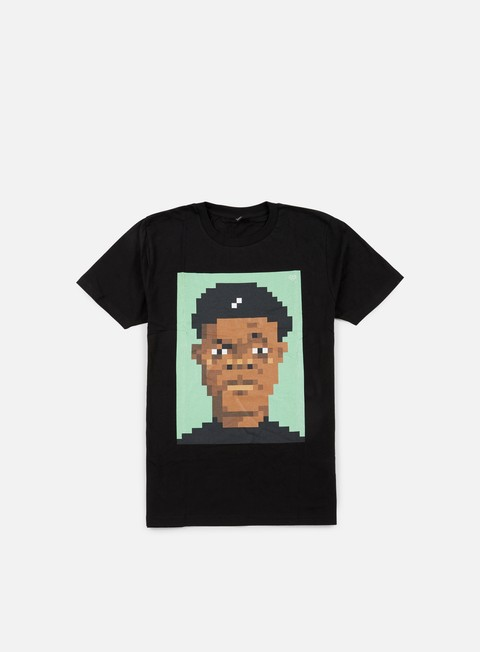 t shirt very important pixels samuel t shirt black