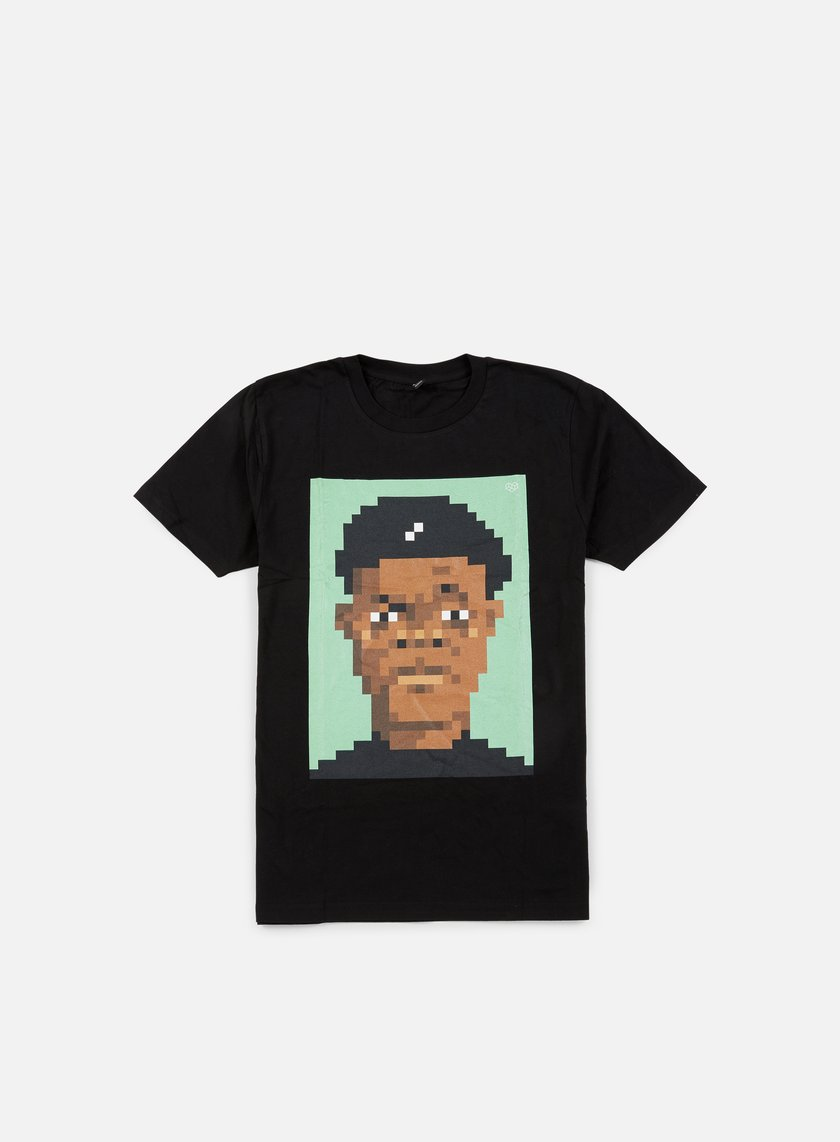 Very Important Pixels - Samuel T-shirt, Black