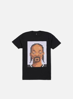 Very Important Pixels - Snoop T-shirt, Black 1