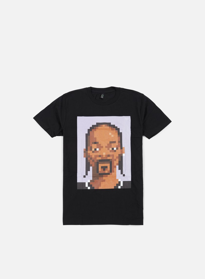 Very Important Pixels - Snoop T-shirt, Black