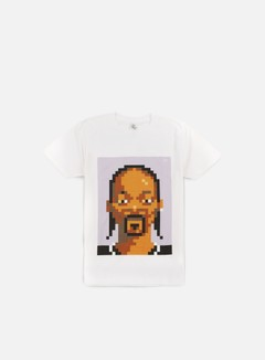 Very Important Pixels - Snoop T-shirt, White