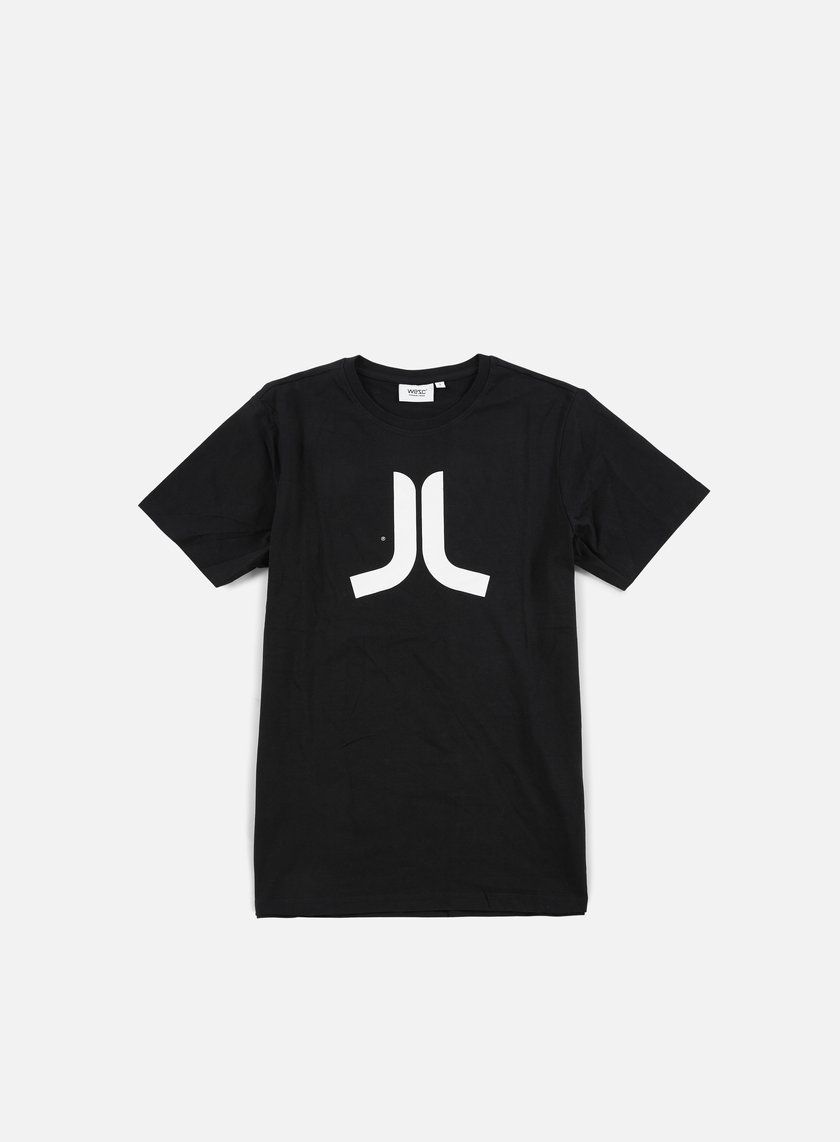 Wesc - Icon T-shirt, Black/White