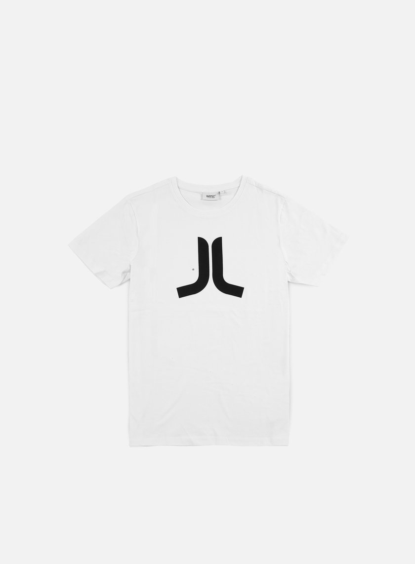 Wesc - Icon T-shirt, White/Black