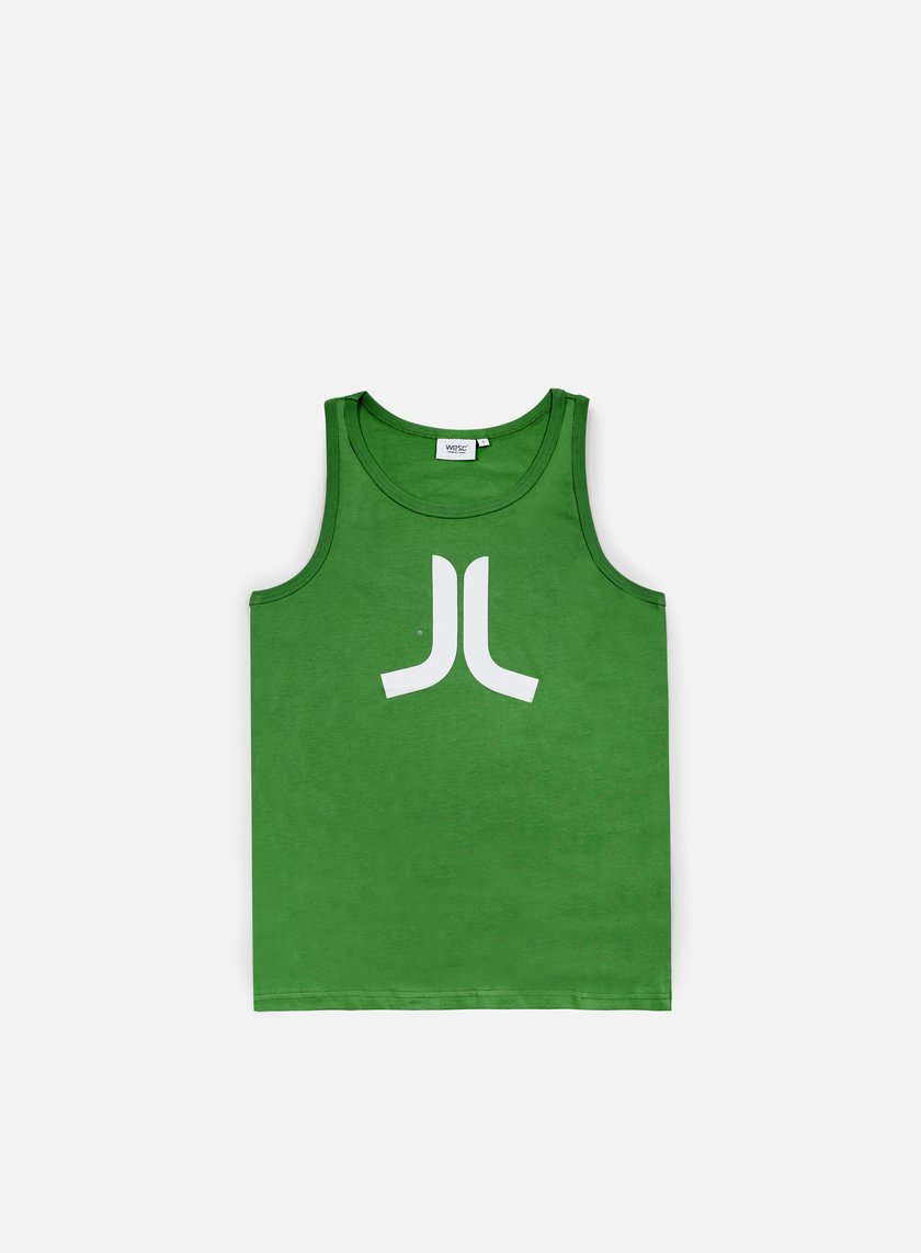 Wesc - Icon Tank Top, Mint Green