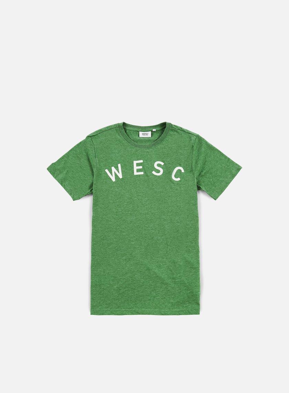 Wesc - Sixtus T-shirt, Mint Green
