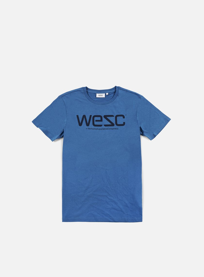 Wesc - Wesc T-shirt, Deep Water/Navy