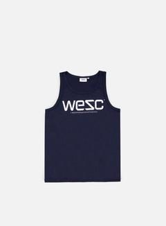 Wesc - Wesc Tank Top, Navy Blazer 1
