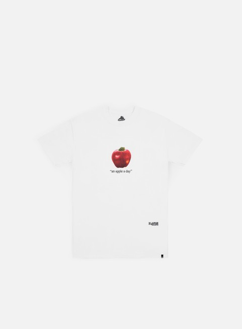 Outlet e Saldi T-shirt a Manica Corta X-Large An Apple A Day T-shirt