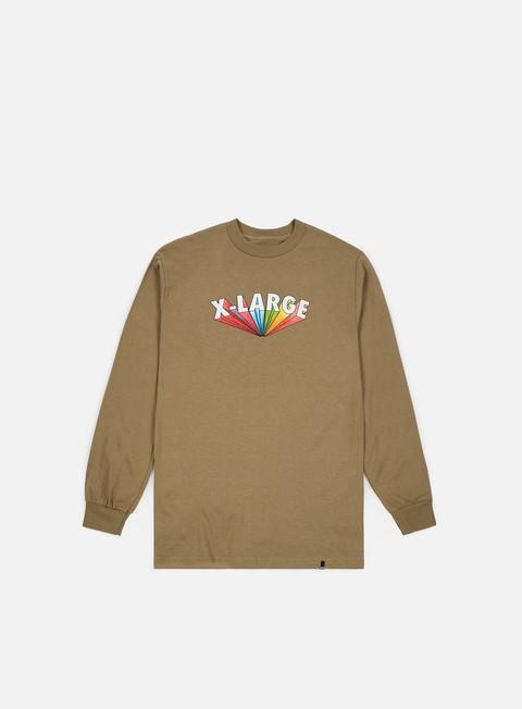T-shirt a manica lunga X-Large Burst LS T-shirt