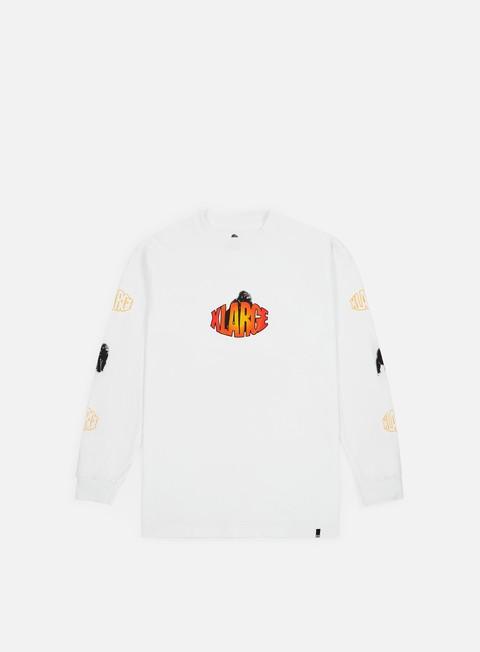 T-shirt a manica lunga X-Large Gaze LS T-shirt